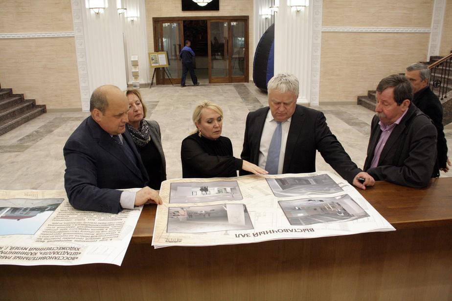 В Калининградском историко-художественном музее отреставрирован выставочный зал - Новости Калининграда