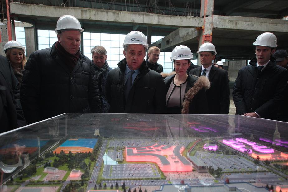 Мутко: Через неделю решим вопрос со стоимостью стадиона в Калининграде и отправим проект на экспертизу  - Новости Калининграда