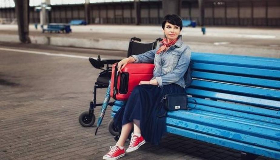 В Москве калининградку на инвалидной коляске не пустили на борт самолета - Новости Калининграда