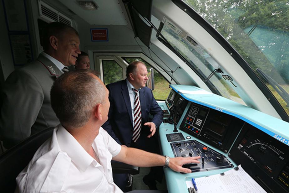Цуканов: Региону необходим новый рельсобус для приморского направления - Новости Калининграда