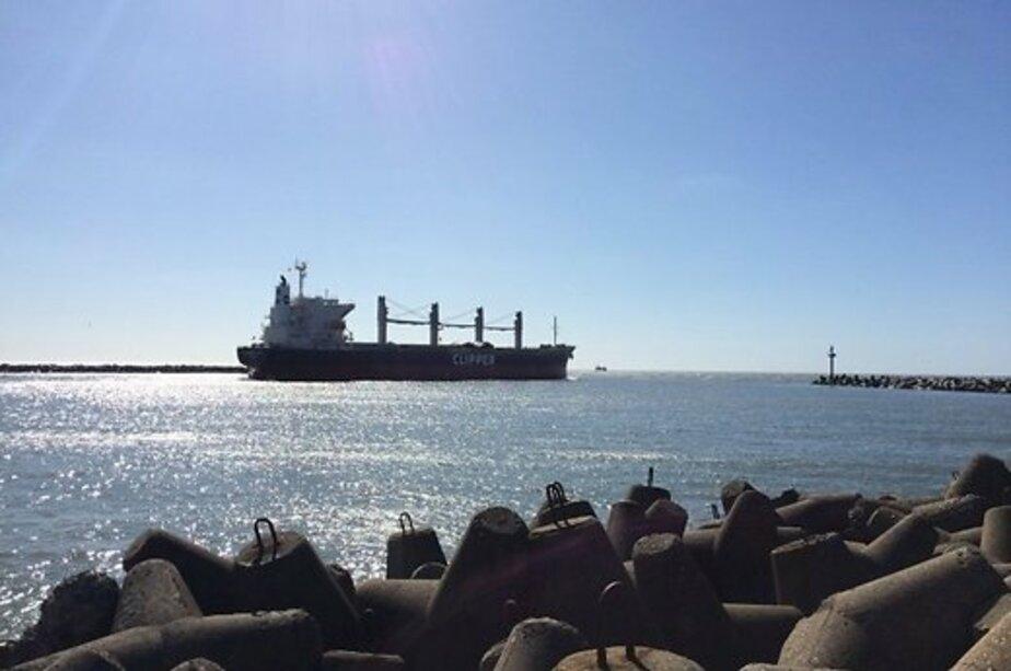 Порт Клайпеды начинает обслуживать океанские суда - Новости Калининграда