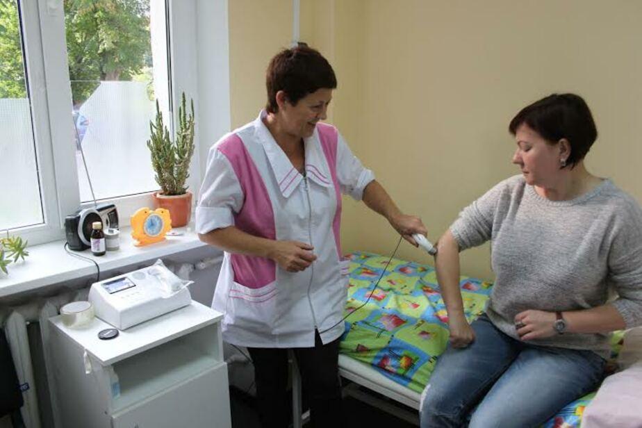 В Знаменской амбулатории установили новый аппарат ультразвуковой терапии - Новости Калининграда