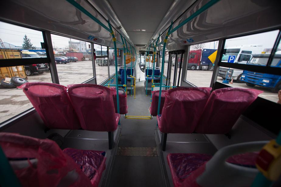 Мухомор про закупленные в Калининград 100 новых автобусов: Коллеги говорят, что нам не повезло - Новости Калининграда