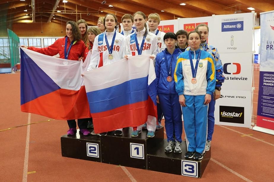 Фото пресс-службы Агентства по спорту Калининградской области
