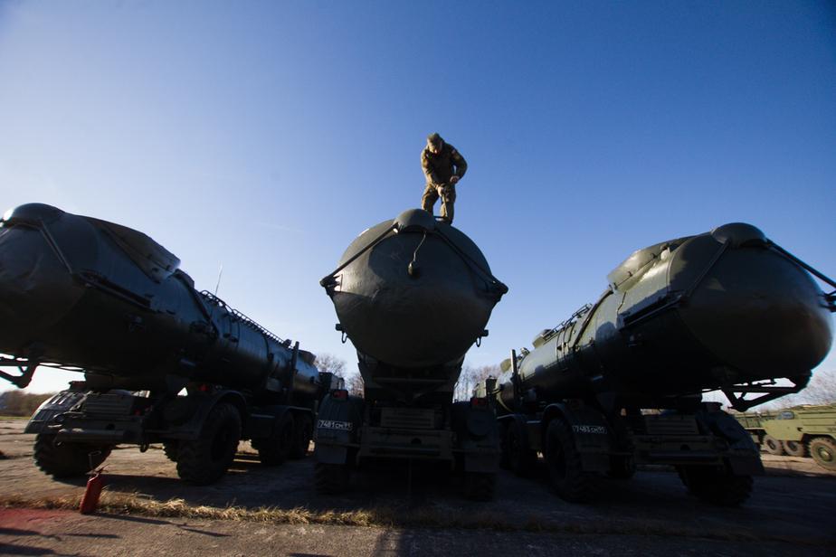 Экс-глава Пентагона заявил о новой гонке ядерных вооружений между Россией и США