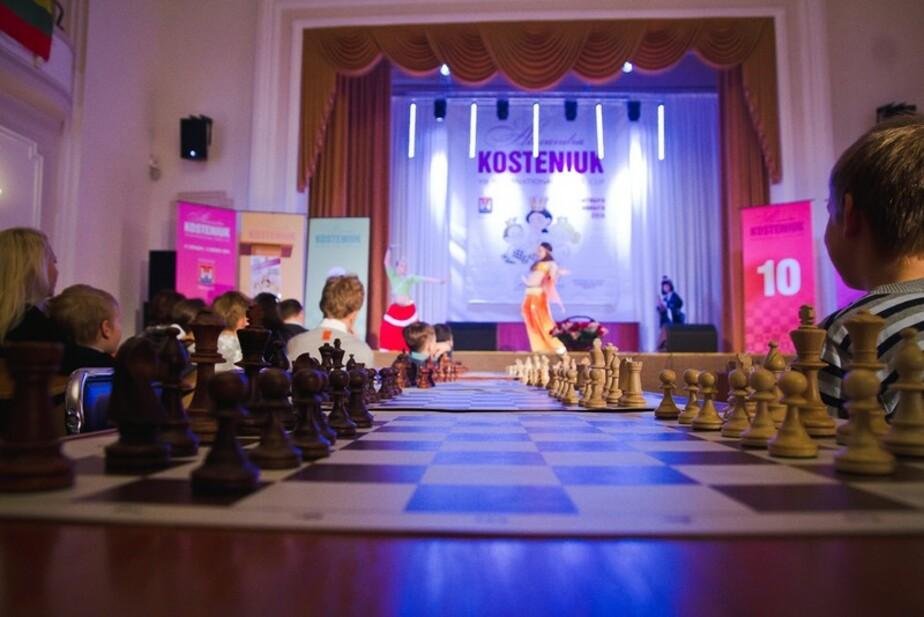 В Калининграде стартовал международный детско-юношеский турнир по шахматам - Новости Калининграда