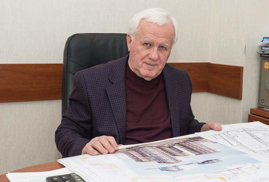 Известный архитектор  Павел Горбач вспоминает архитектурно-строительные вехи Калининграда - Новости Калининграда