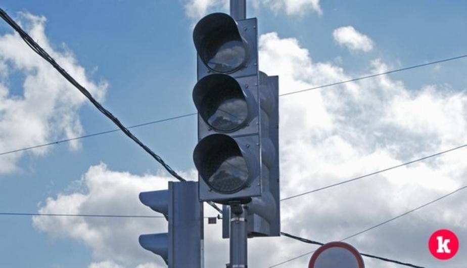 В Калининграде в 2017 году установят три новых светофора (схема расположения) - Новости Калининграда