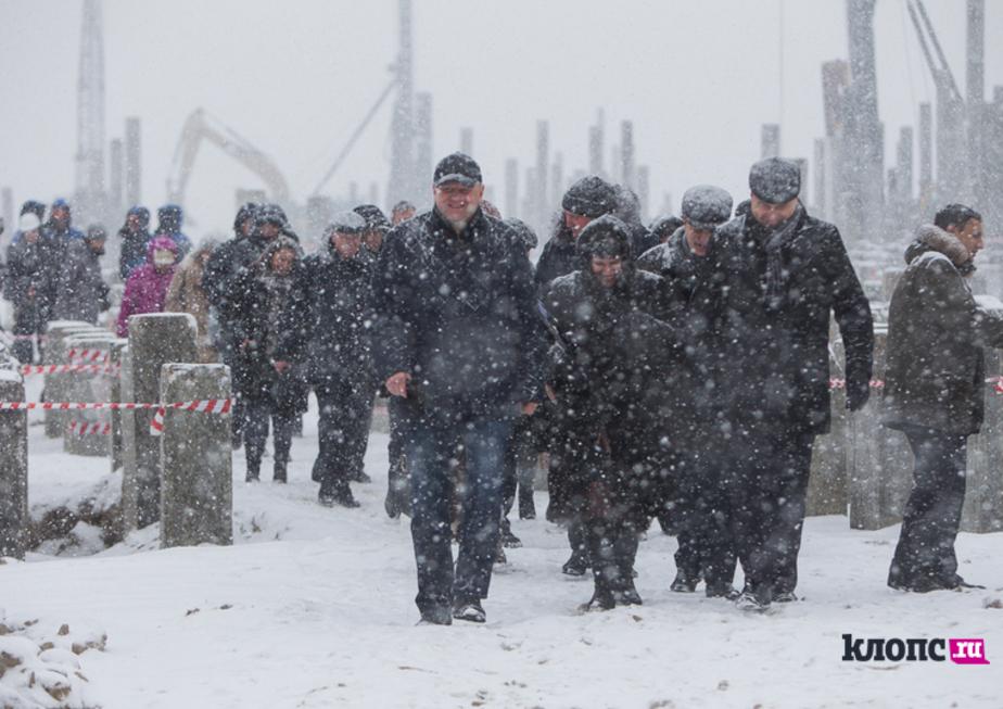 Цуканов: Стадион к ЧМ-2018 строится с опережением графика