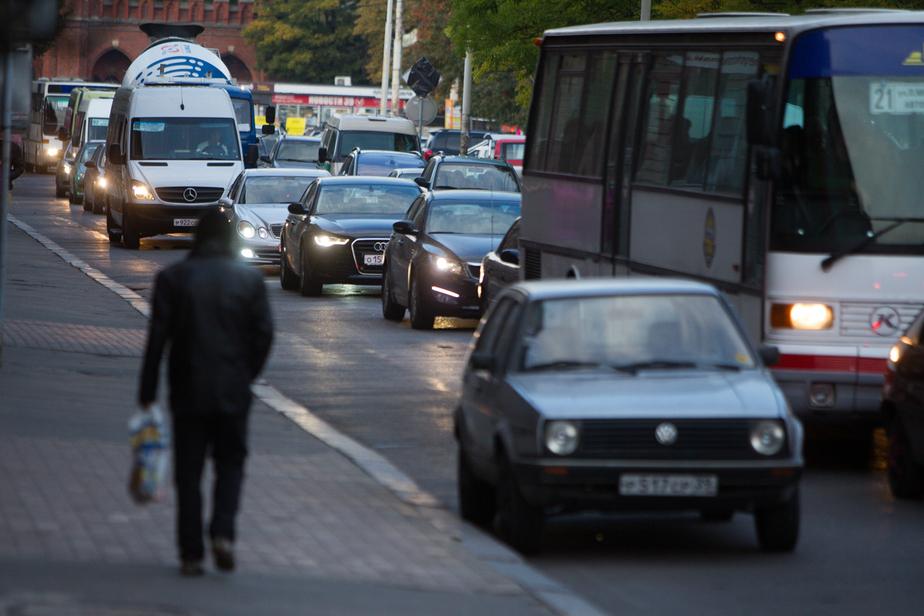 На 9 Апреля могут появиться светофоры, способные самостоятельно выбирать режим работы - Новости Калининграда