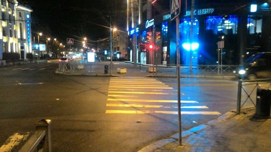 В праздники в Калининградской области сбили ребёнка, девушку и троих мужчин - Новости Калининграда