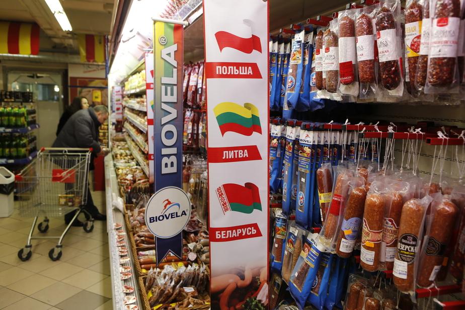 Экспорт литовских товаров в Россию за семь месяцев упал на 55% - Новости Калининграда