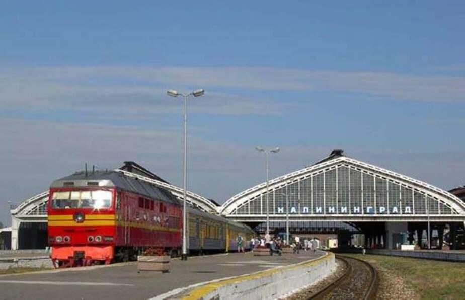 Поезд Москва — Калининград будет отправляться на три часа позже - Новости Калининграда