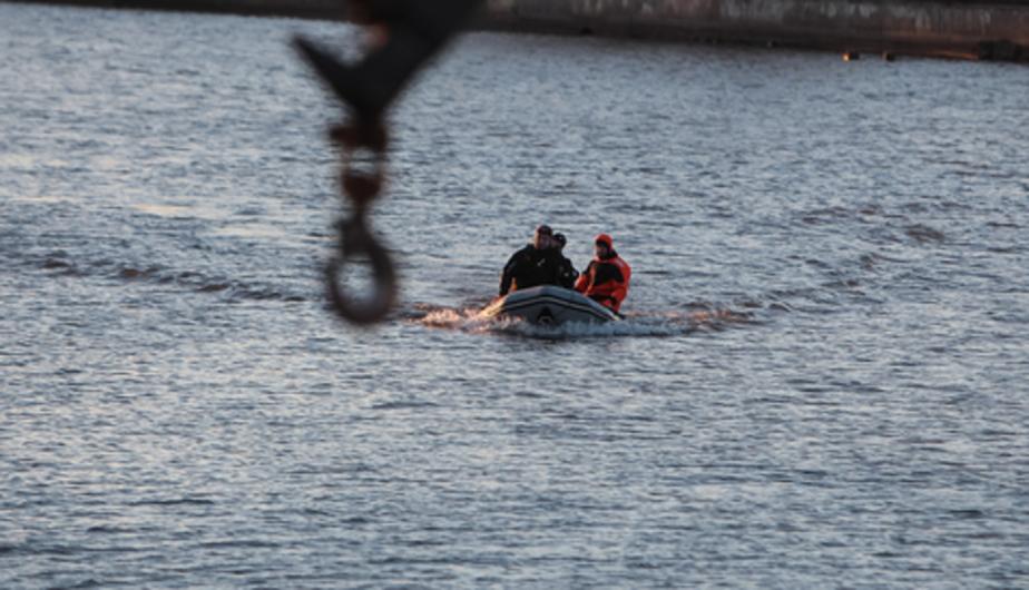 Из Голубых озер вытащили трехлетнюю девочку, из Преголи — пьяного мужчину - Новости Калининграда
