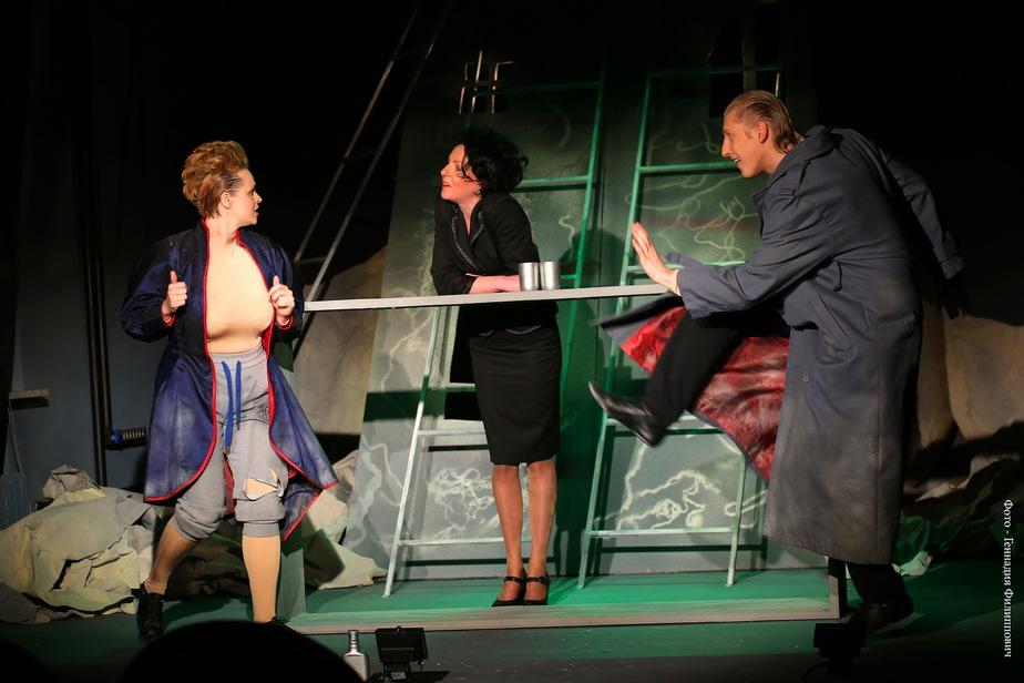 В Калининградском драмтеатре открылась малая сцена  - Новости Калининграда