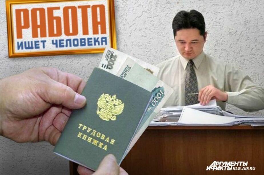 Как калининградские кадровые агентства обманывают безработных - Новости Калининграда