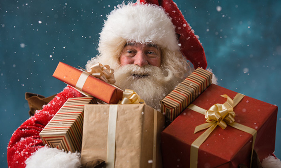 Дед Мороз раскрывает тайны - Новости Калининграда