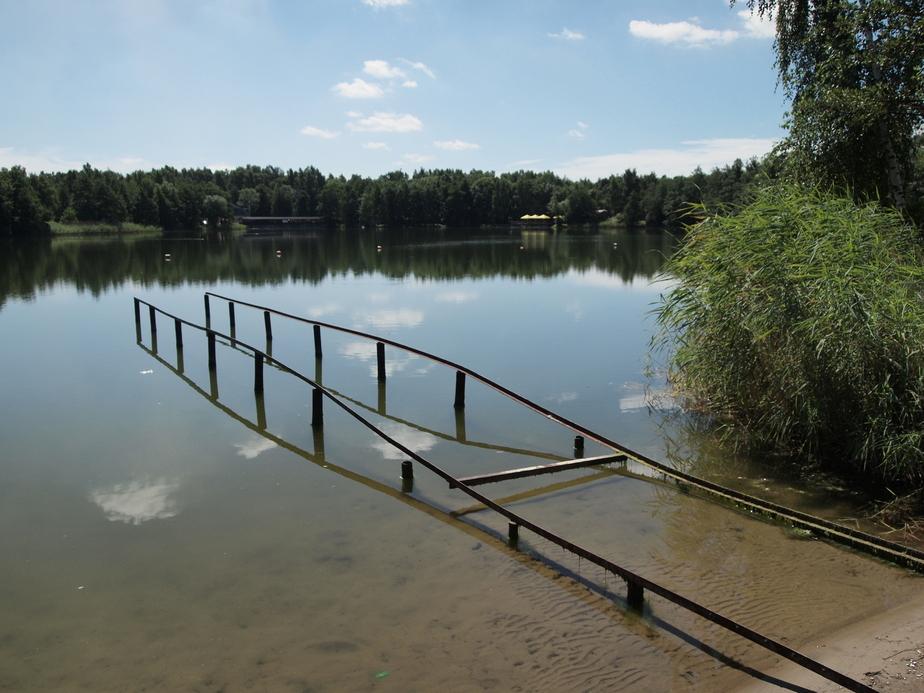 Калининградец утонул на садовом участке в довоенном рву - Новости Калининграда