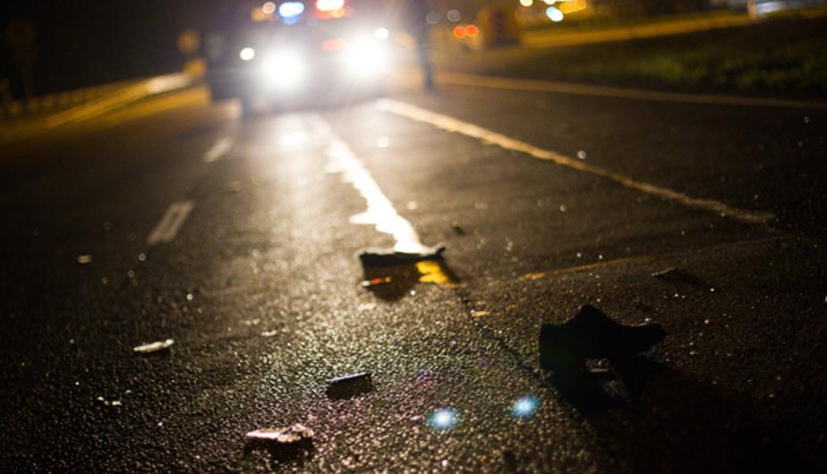 """В Калининграде """"Ниссан"""" сбил 19-летнего пешехода"""
