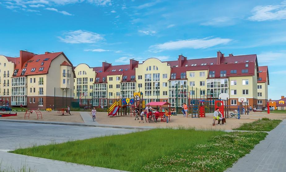 Калининградская область – в топе рейтинга Минстроя РФ - Новости Калининграда