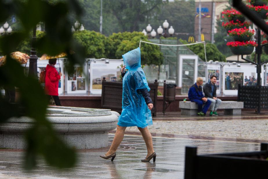 Синоптики: Выше +30 градусов в июле температура больше не поднимется - Новости Калининграда