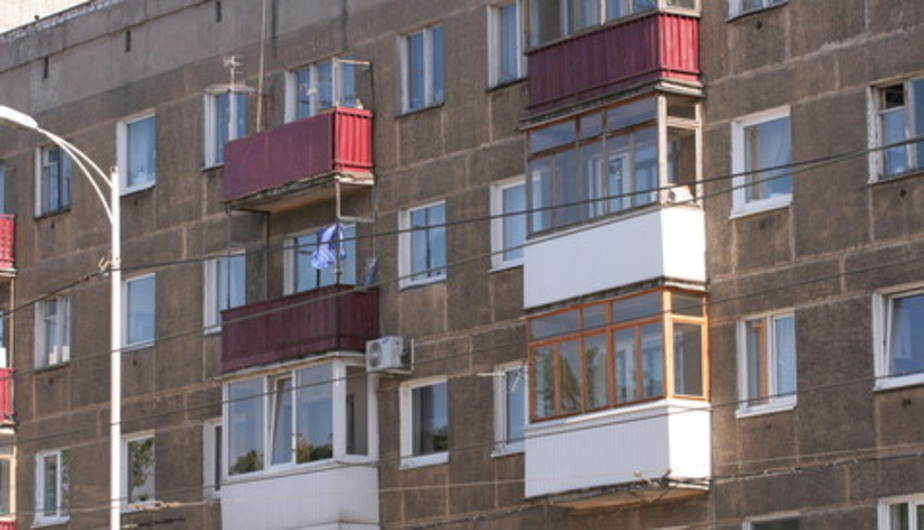 Калининградские спасатели достали из вентиляции грача, напугавшего жильцов дома - Новости Калининграда