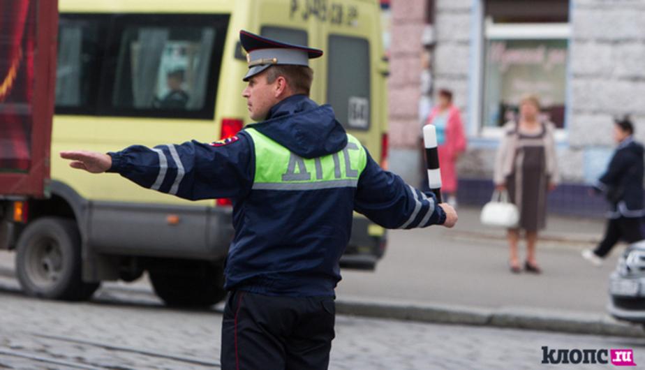 5,5 тыс. калининградских пешеходов оштрафованы за нарушения ПДД - Новости Калининграда