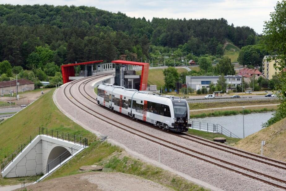 В Гданьске открывается наземное метро до аэропорта  - Новости Калининграда