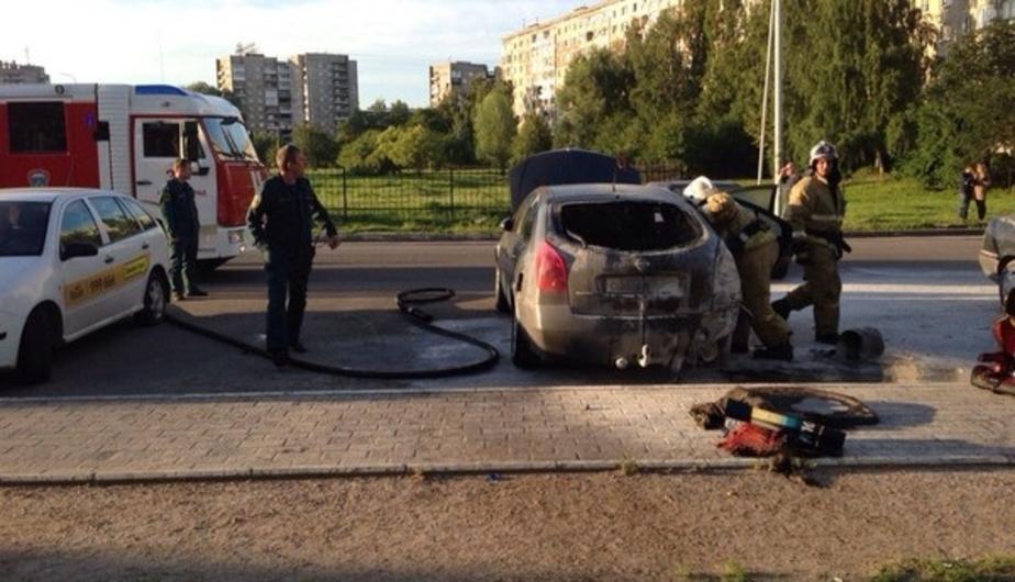 За сутки в Калининградской области сгорели три автомобиля - Новости Калининграда