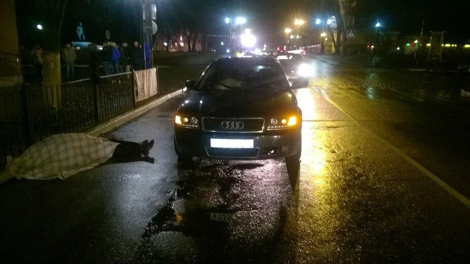 Пенсионера в Гусеве сбил водитель с 4-летним стажем - Новости Калининграда