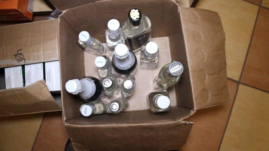 СК: в калининградском магазине продавали водку с ацетоном