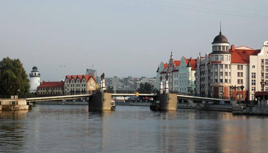 В Калининграде в ночь с пятницы на субботу разведут два моста