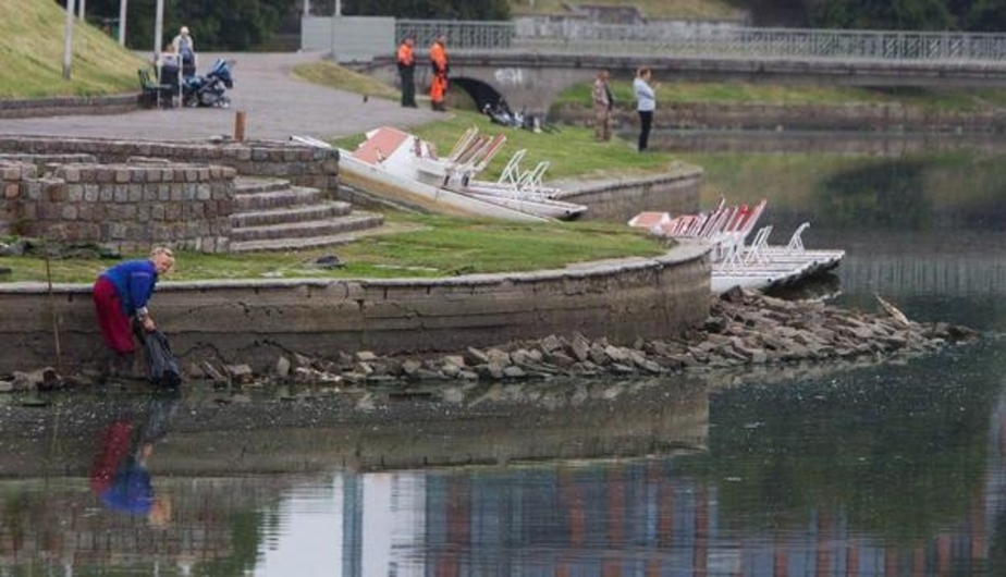 Генне: на реконструкцию Нижнего озера потратят 170 млн рублей - Новости Калининграда