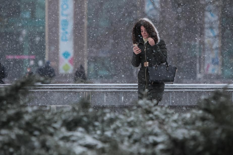 Калининград ждут холодные выходные с мокрым снегом