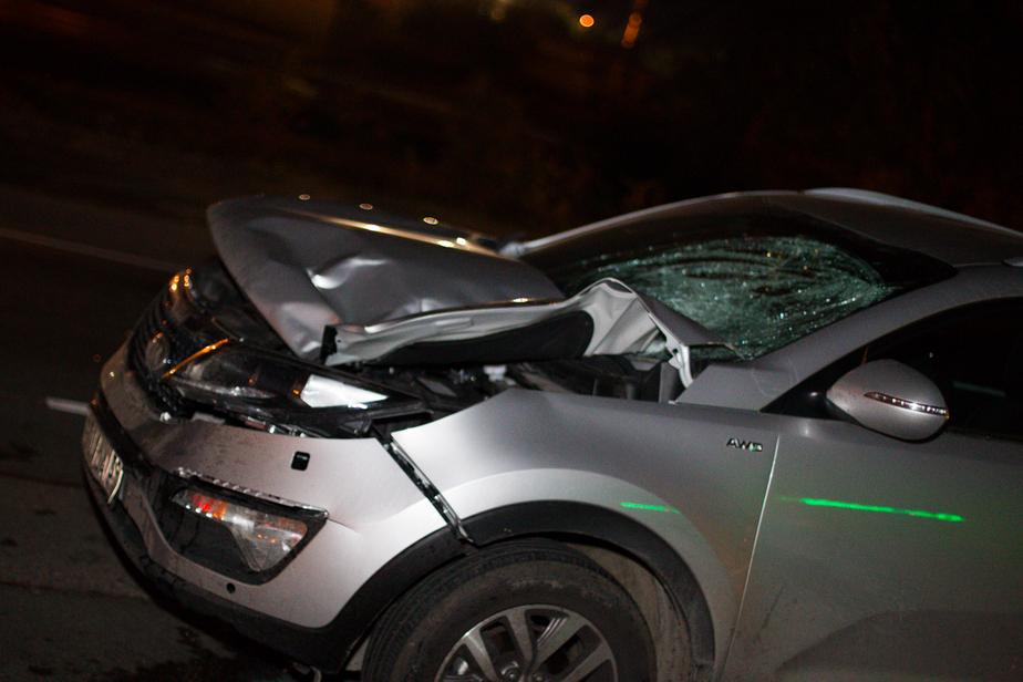 Глава ГИБДД Калининграда: в аварийных местах надо разместить изображения разбитых автомашин - Новости Калининграда