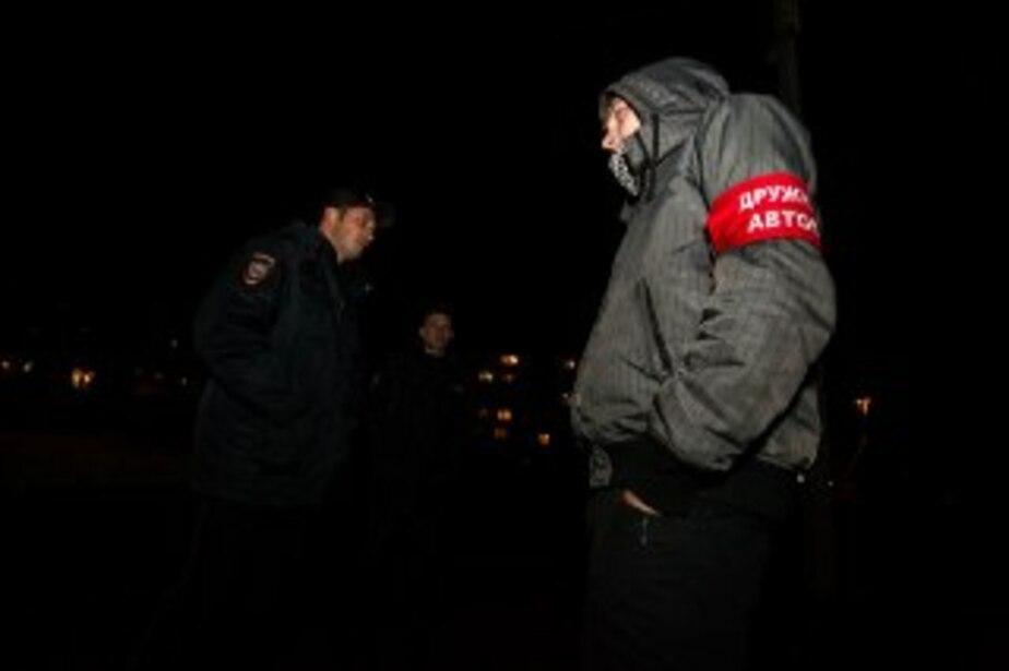 Калининградский «Автотор» начал бороться с преступностью на улицах (фото)