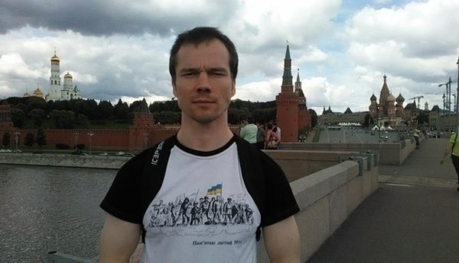 Ильдара Дадина задержали во время одиночного пикета у здания ФСИН в Москве - Новости Калининграда