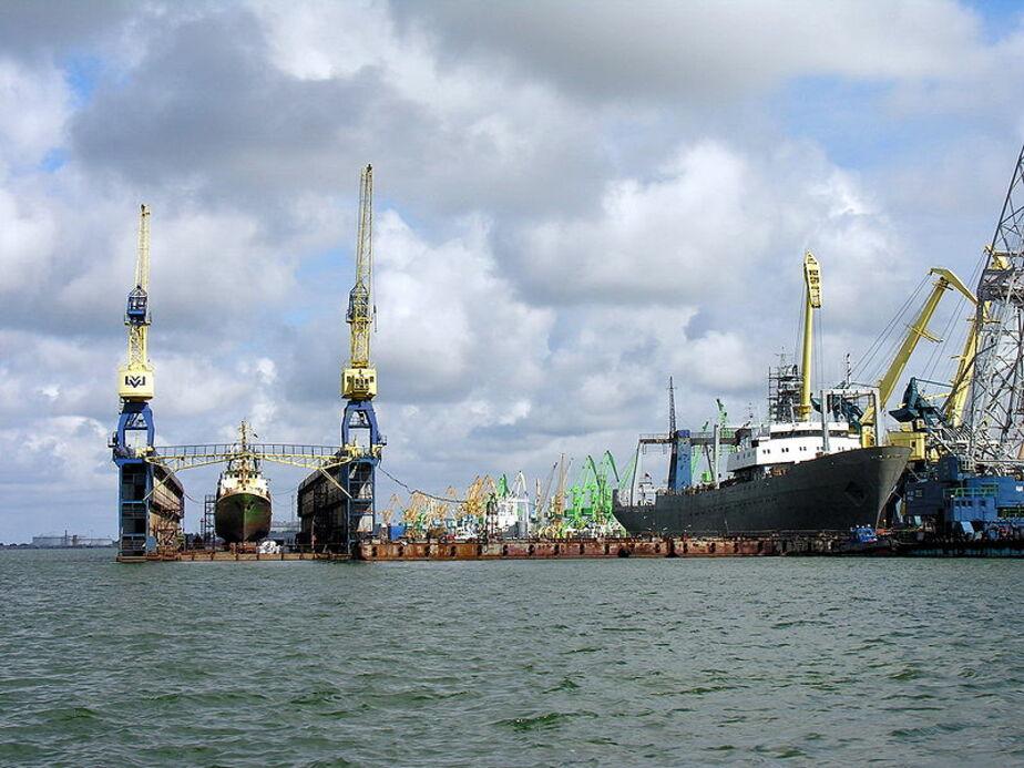 Клайпедский порт расширят на юг и на север - Новости Калининграда
