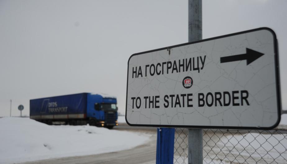 Калининградцы жалуются на очереди на российско-польской границе