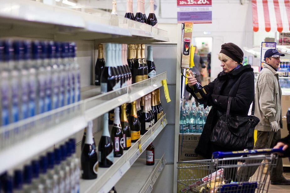 С 31 марта в России начнут продавать алкоголь при предъявлении водительских прав - Новости Калининграда