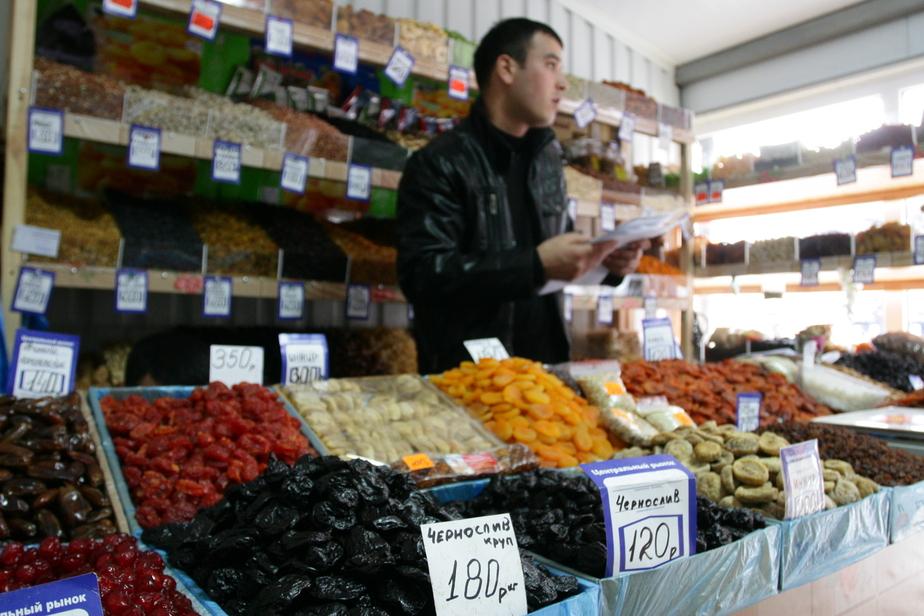 В Калининграде уничтожили сухофрукты из Узбекистана и проверяют белорусский сыр