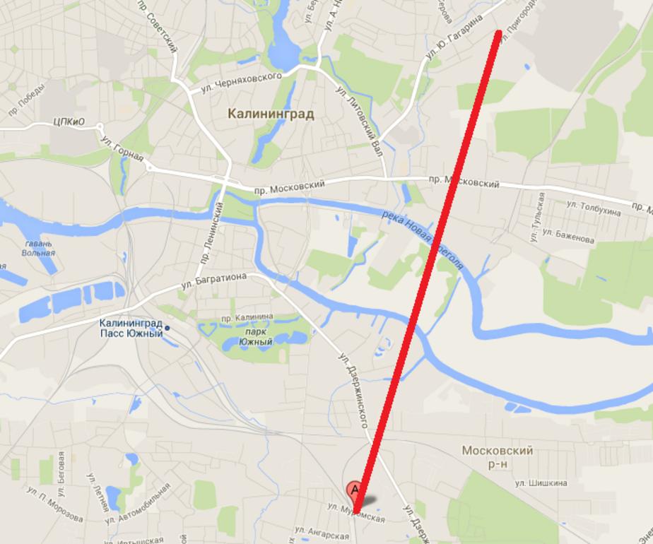 Строить Восточную эстакаду в Калининграде начнут в 2016 году