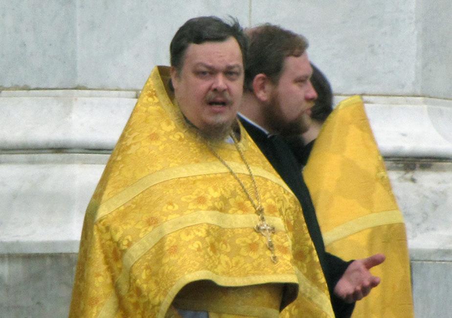 Протоиерея Всеволода Чаплина уволили с занимаемой в РПЦ должности