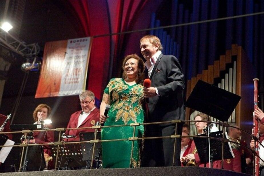 В Калининграде споют дуэтом знаменитые оперные певцы из США - Новости Калининграда