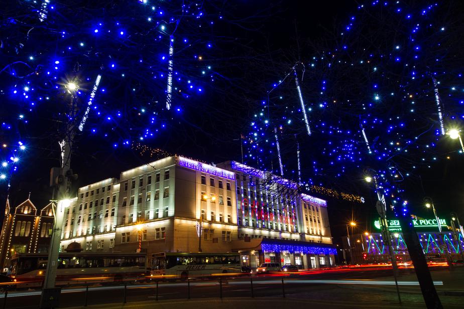 В Совете Федерации предложили сделать 31 декабря выходным днем - Новости Калининграда