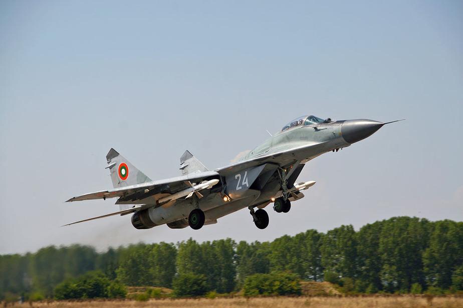 В Болгарии ремонтировать советские истребители МиГ-29 будут польские специалисты  - Новости Калининграда