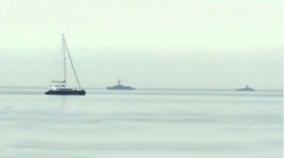 В Гданьском заливе обезвредили морскую мину времён войны