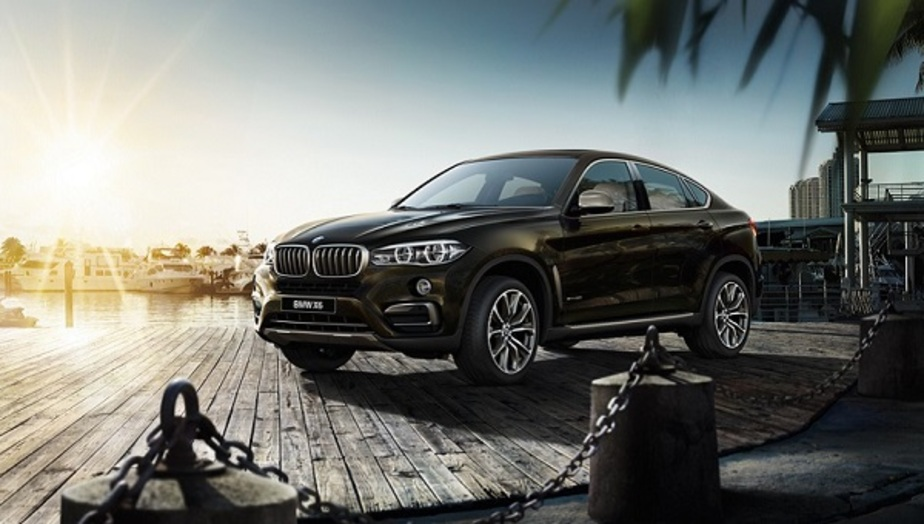 Мощный и атлетичный: BMW X6 сочетает динамику и экономичность - Новости Калининграда