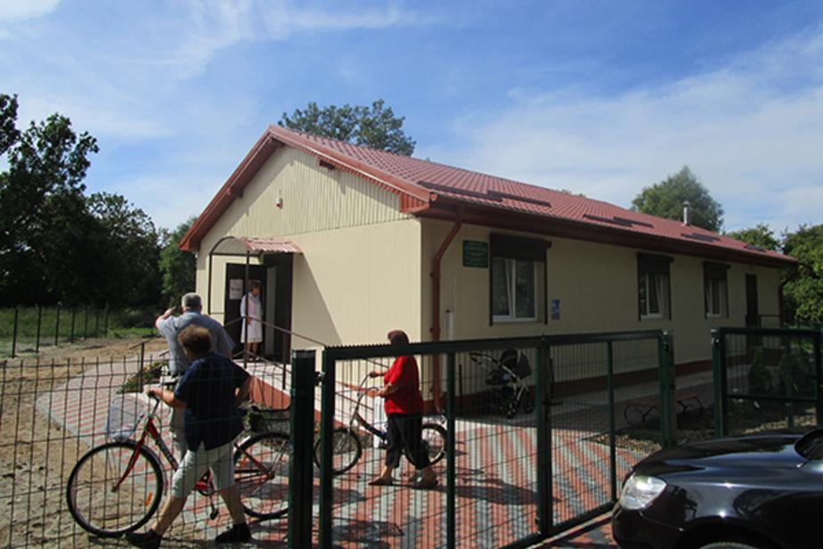 В поселке Озерки  открылась  новая врачебная амбулатория - Новости Калининграда