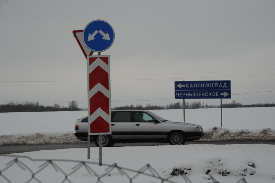 Приставы арестовали три машины калининградских должников на границе с Польшей - Новости Калининграда